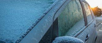 Как заводить машину на морозе