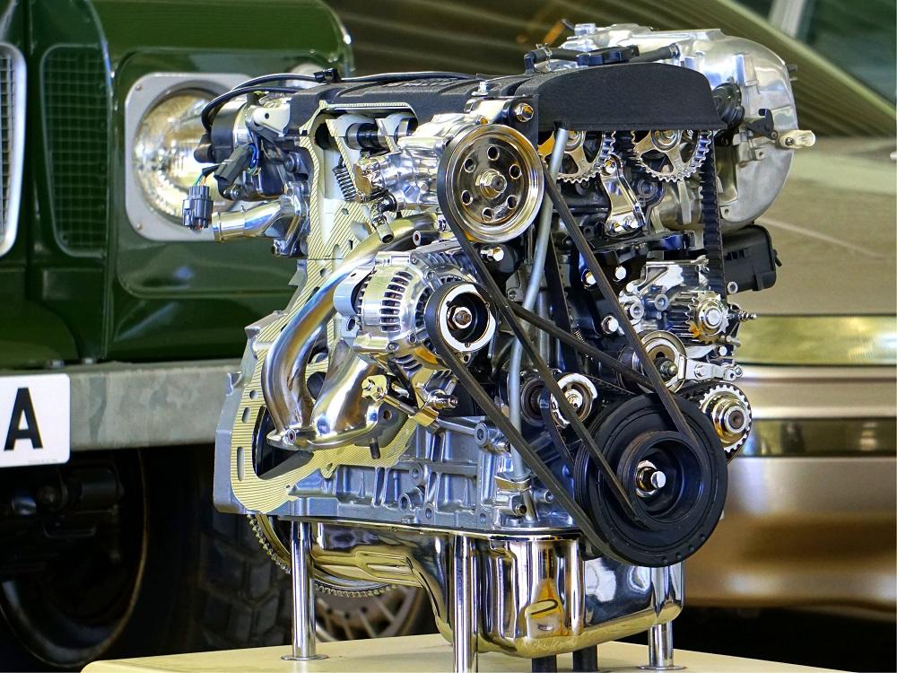 контрактный мотор