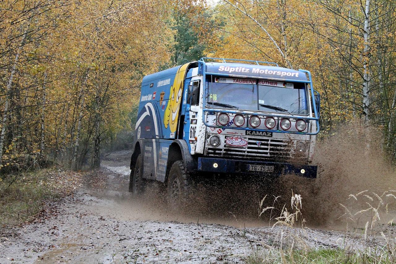 Камаз грузовой