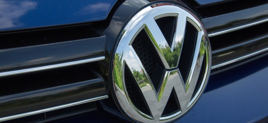 Размеры шеек коленвала Volkswagen