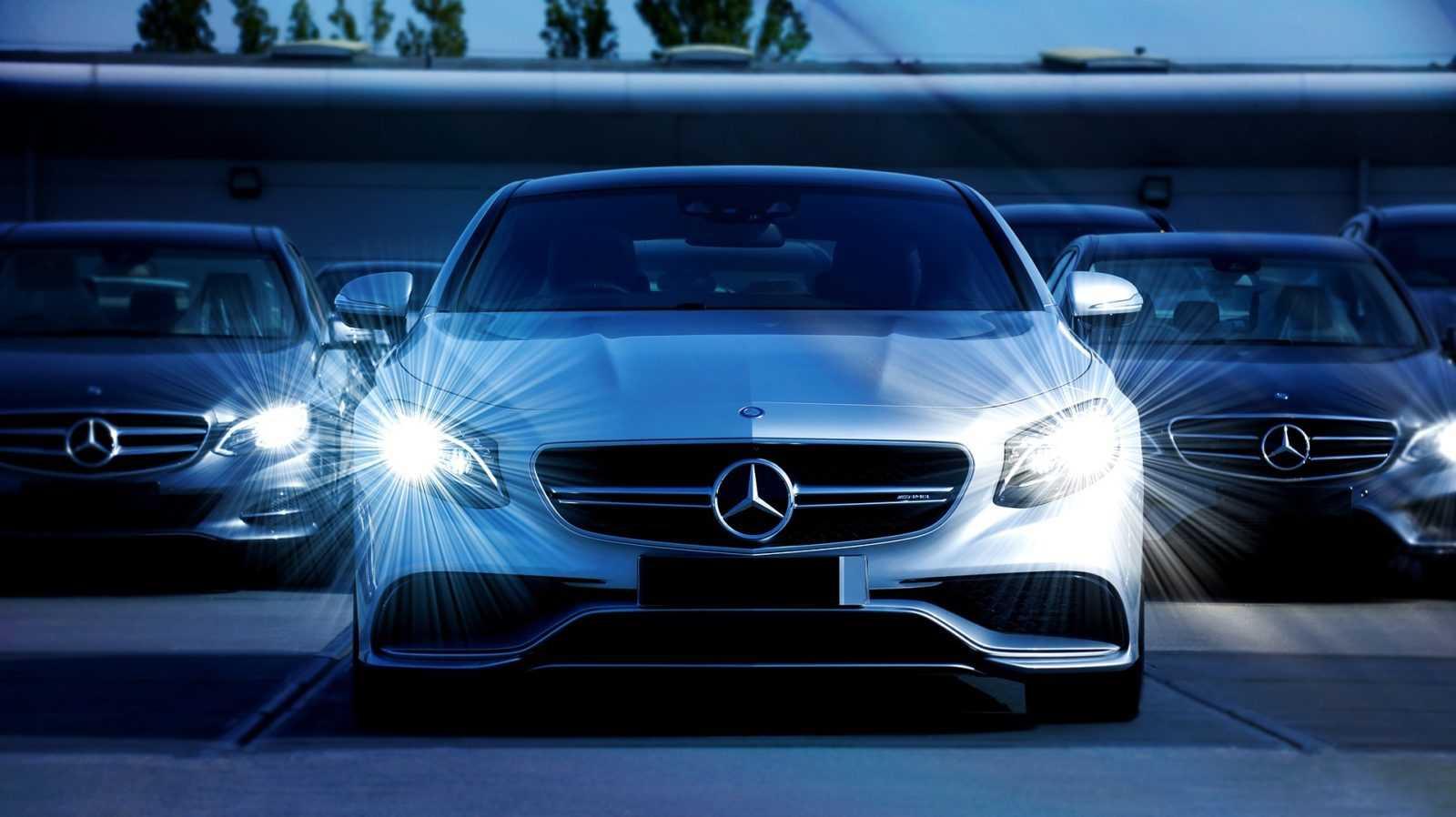Размеры коленвала Mercedes-Benz