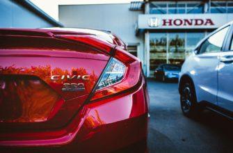 Размеры коленвала Honda