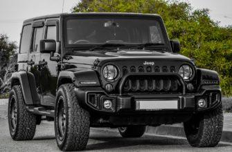 Стандартные и ремонтные размеры шеек коленвала Jeep