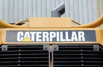 Размеры шеек коленвала Caterpillar
